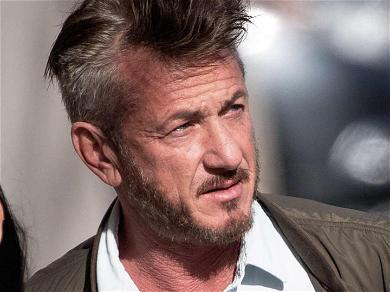 Sean Penn Sued Over Car Crash on the Sunset Strip
