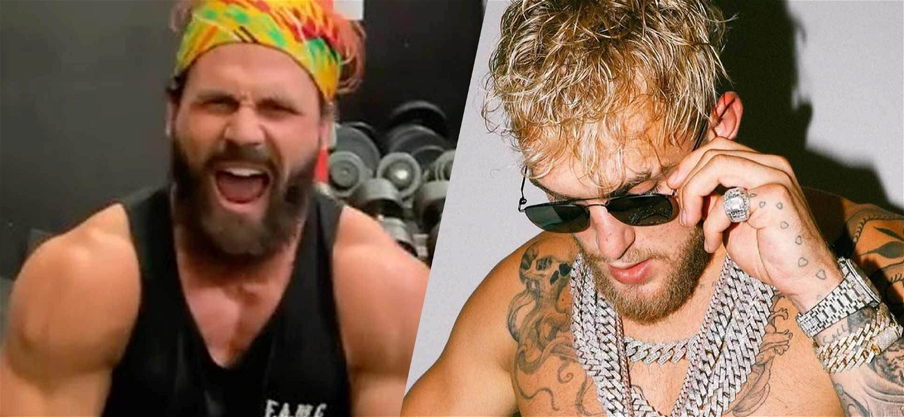 Jake Paul Challenged To 'REAL' Boxing Match By 'Baywatch' Star Jeremy Jackson