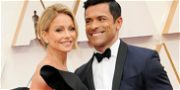 Kelly Ripa's Hot Husband Grabs Her Butt In 'Missin This Kissin' Throwback