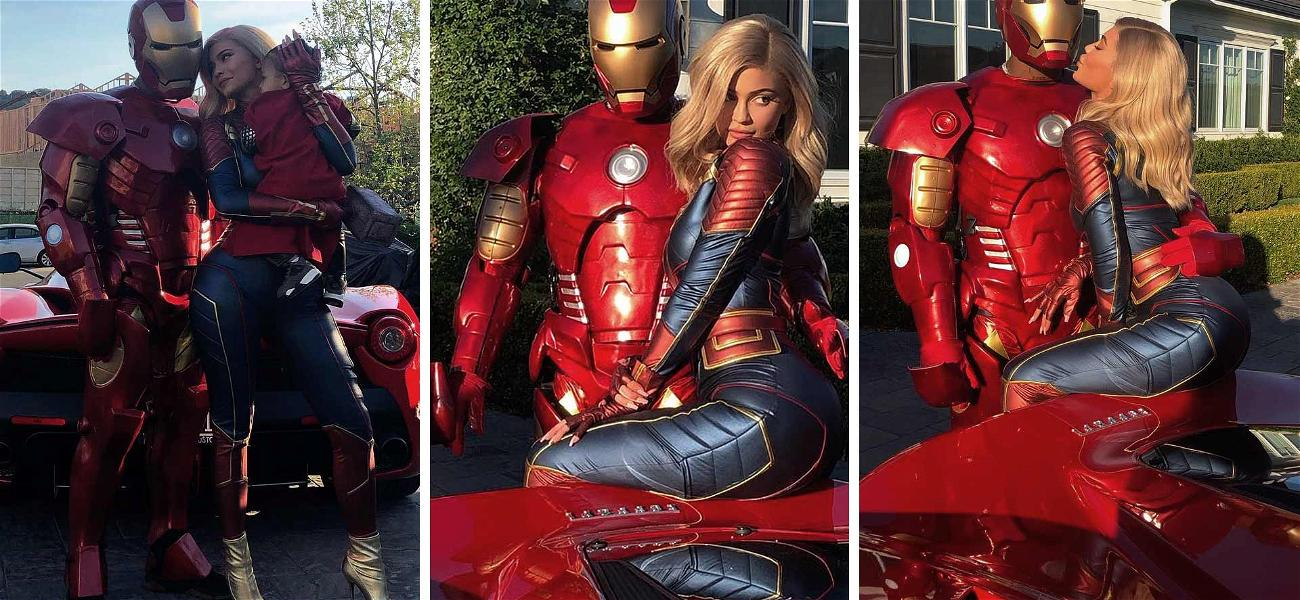 Kylie Jenner Throws Travis Scott an 'Avengers'-Themed Birthday Bash