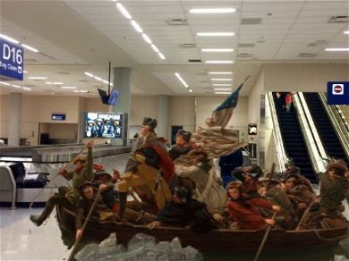 Trump Saying U.S. Took Over Airports During The Revolutionary War Inspires Hilarious Memes