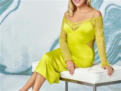 Sutton Stracke Admits Her Mouth Gets Her In 'Trouble' On 'RHOBH' Season 10