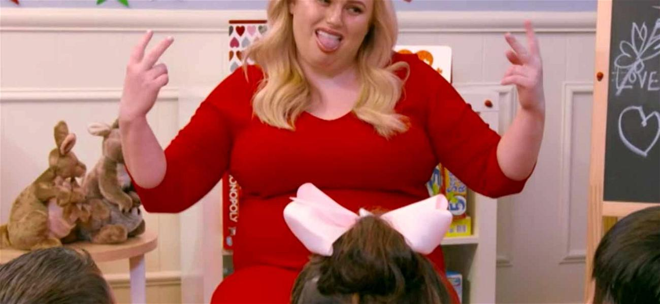 Rebel Wilson Schools Children for Valentine's Day: Don't Do Crystal Meth