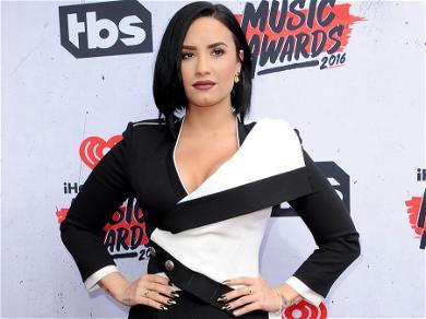 Fans Say Demi Lovato 'Crossed The Line' Amid Feud With Yogurt Shop