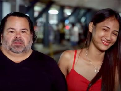 '90 Day Fiancé' Star Rose All Smiles After Accusing Big Ed Of Using Her For Fame