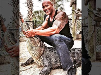 That Time The Rock Tamed Big Bertha — The Alligator Responsible for Shredding Tons of People