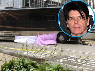 'Cars' Singer Gary Numan's Tour Bus Struck & Killed Elderly Man in Cleveland