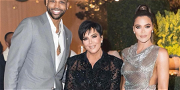 Kris Jenner Shares Emotional Tribute For Tristan Thompson's B-Day, 'You Are An Amazing Son'