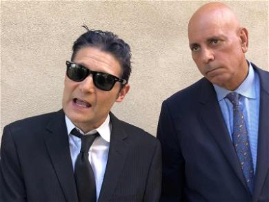 Corey Feldman Shows Up to Court and Gets Longterm Protection Against Member of 'Wolfpack'