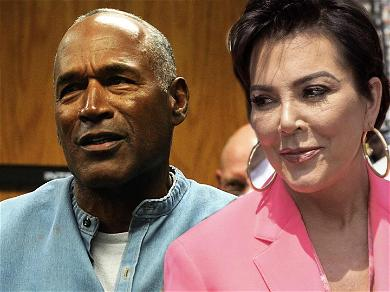 OJ Simpson Says He Never Slept with Kris Jenner