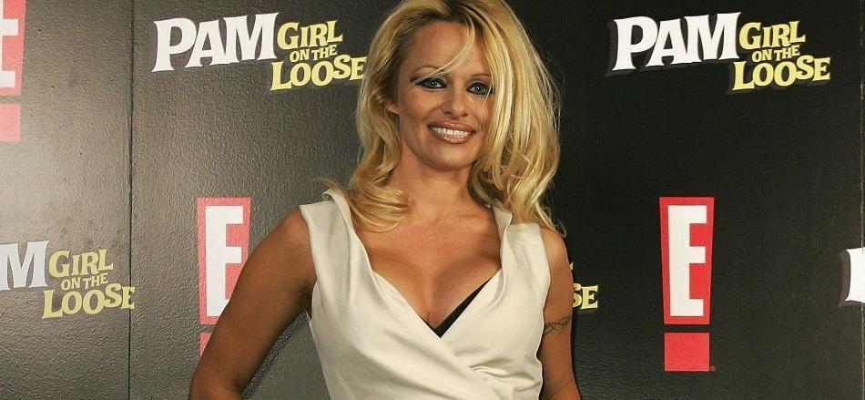 Pamela Anderson Spends Blackout Tuesday In Her Undies