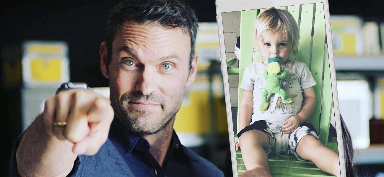 Brian Austin Green Slams Troll Who Shamed His 3-Year-Old Son With Megan Fox