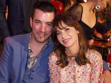 'Property Brothers' Star Jonathan Scott Talks About Love Days After Zooey Deschanel Date