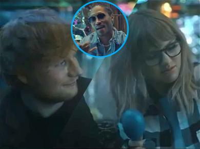Taylor Swift Friendzones Ed Sheeran for Future in 'End Game' Teaser
