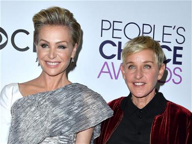 Ellen DeGeneres Adds New Puppy To Furry Family With Portia de Rossi