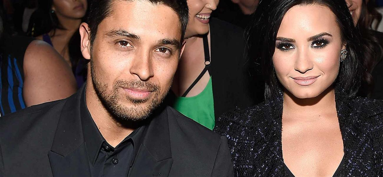 Wilmer Valderrama Pays Visit to Ex-GF Demi Lovato While She Recovers in Hospital
