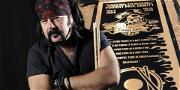 Pantera's Vinnie Paul Gets Ornate Grave Marker Next to Brother, Dimebag Darrell
