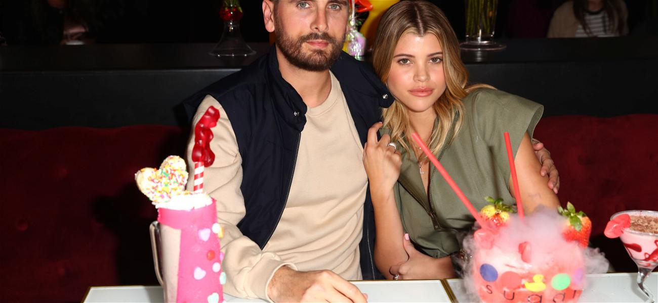 Sofia Richie Giving Up On Scott Disick Already? Model Seen In The Company Of Another Man