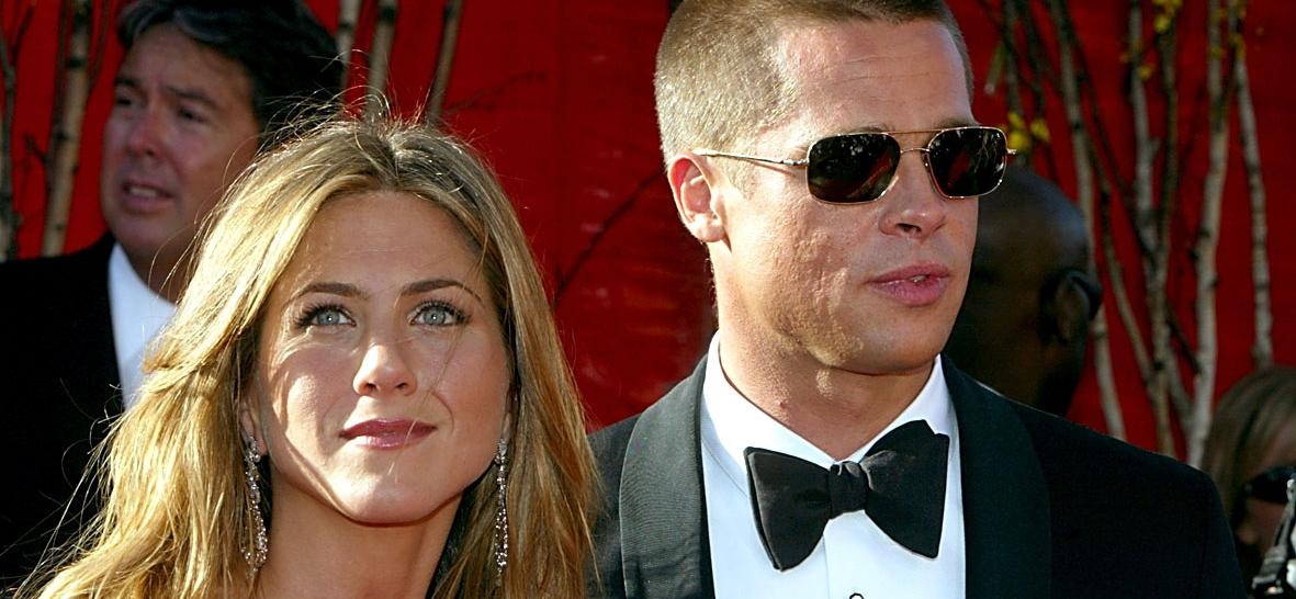 All The Signs Brad Pitt and Jennifer Aniston Could Get Back Together