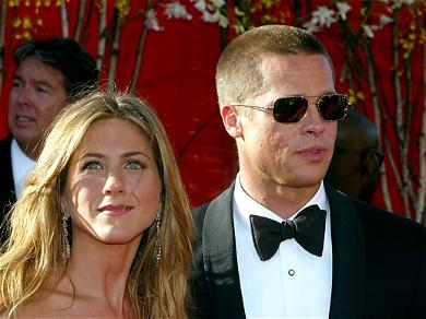 Brad Pitt and Jennifer Aniston to Be Together at Private Golden Globes After Party