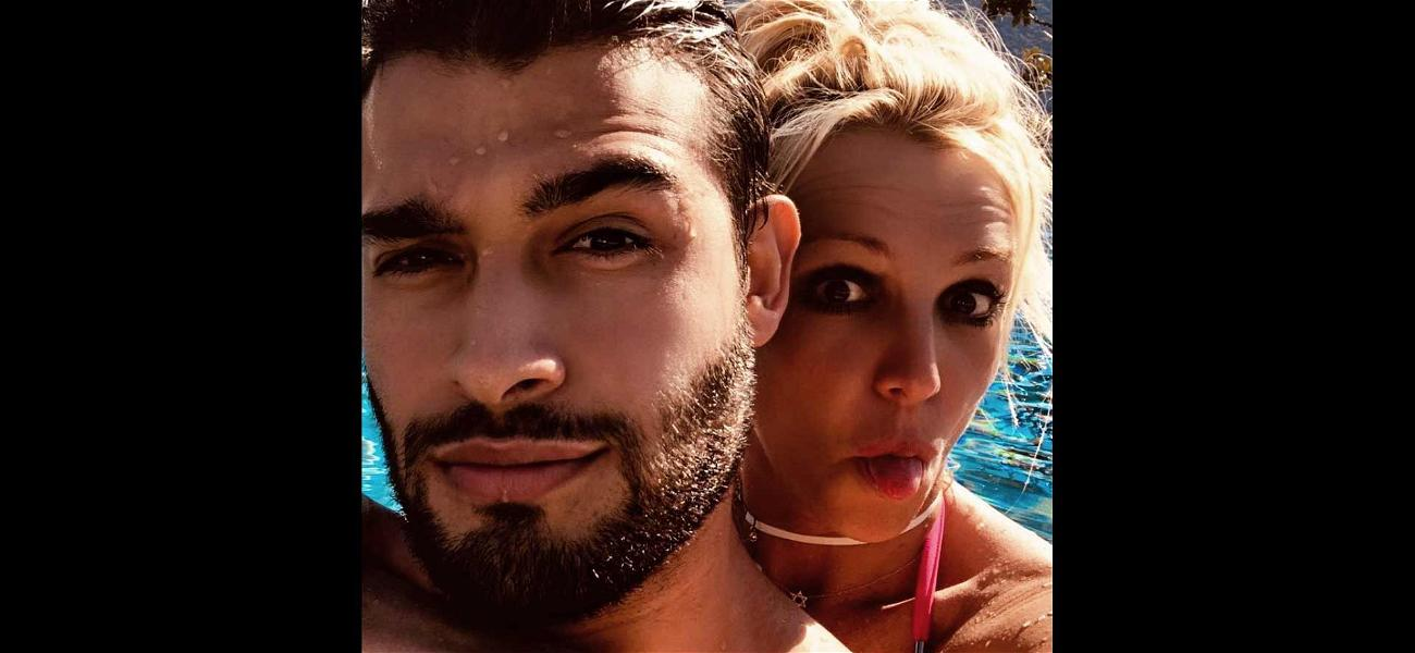 Britney Spears' Boyfriend Shows His Love as She Seeks Treatment for Mental Health Issues