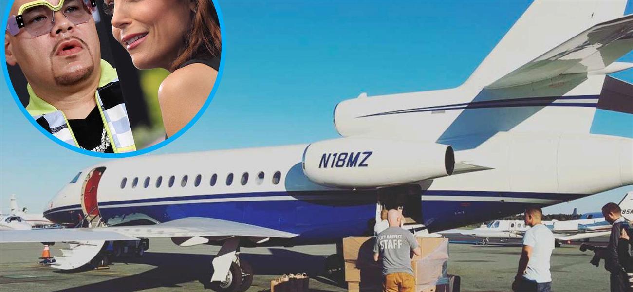 Bethenny Frankel & Fat Joe Bringing Planes Full of Supplies to Puerto Rico