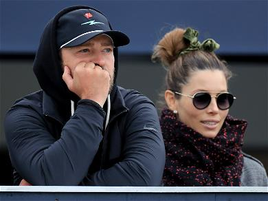 Things Might Still Be Tense Between Justin Timberlake and Jessica Biel