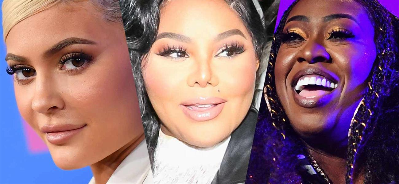 Lil Kim Drops $600 on Kylie Jenner Lip Kits & Reveals $25k Loan from Missy Elliott