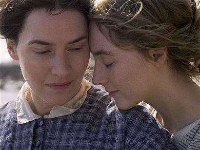 Saoirse Ronan & Kate WinsletHeat It Up In 'Ammonite' Sex Scene