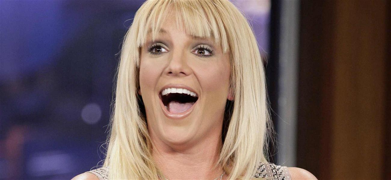 Britney Spears: Oops… I Did Wear Those $6k Christian Louboutin Heels