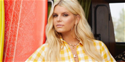 Jessica Simpson Parades 100-Pound Weight Loss In Skimpy, Knotted-Up RV Photo