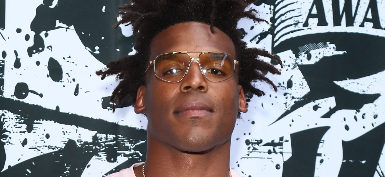 Cam Newton Fighting Baby Mama Kia Proctor In Court, NFL Star Reportedly Had Kid With IG Model La Reina Shaw