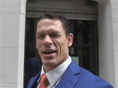 John Cena Says He's Getting Too Old to Wrestle: 'It's a Young Man's Game'