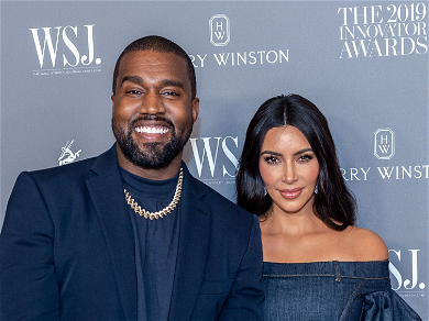 Kanye Rented a Dream For His and Kim's First Anniversary