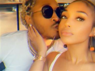 Rapper Future's Girlfriend Lori Harvey Serves Quarantine Realness In Sultry Selfie