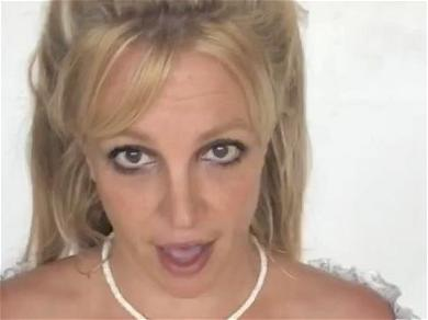 Britney Spears Deemed Worrisome In Floral Crop Top While Requesting Beauty Tips