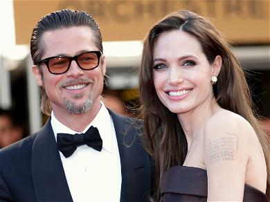Angelina Jolie & Brad Pitt's Custody Case Back In Court, Asking For Details To Remain Private