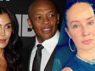 Dr. Dre's Alleged Mistress Strips Down To Lingerie Amid Divorce Drama