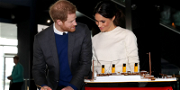 Harry and Meghan Score Big With First Non-Royal Apperance
