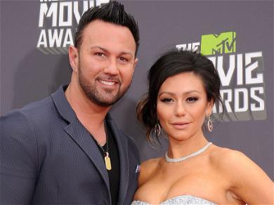 Jenni JWoww's Ex Roger MathewsCongratulates Her On Engagement