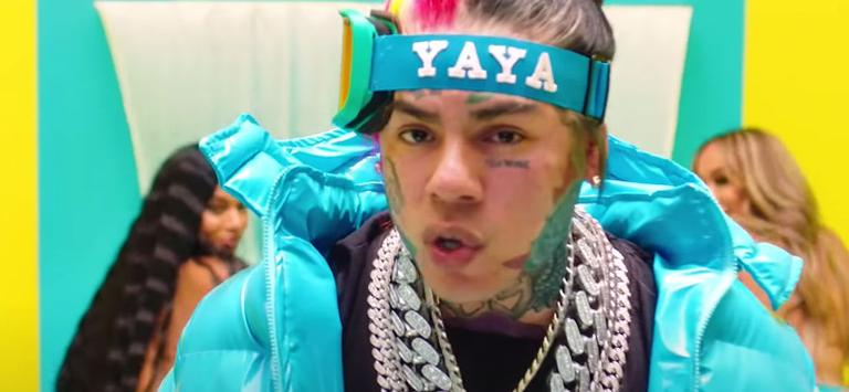Tekashi 6ix9ine Says Woman Fell In Front Of Him Upon Return To New York To Get Lawsuit