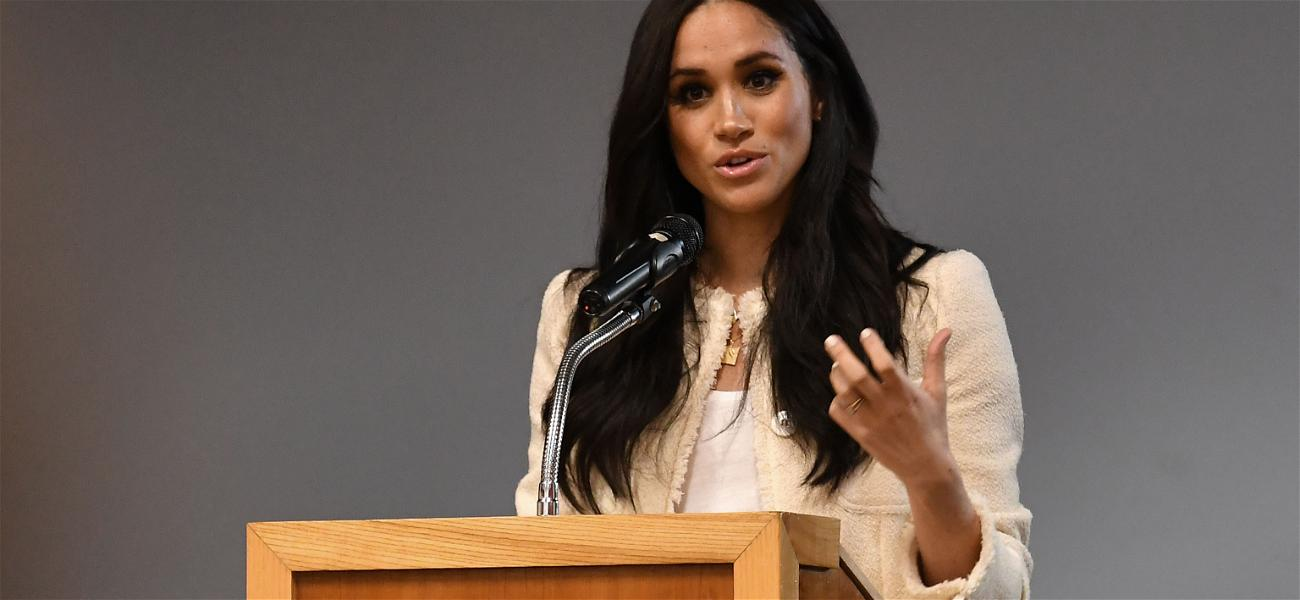 Meghan Markle's Hollywood Past May Have Caused A Friction In The Palace