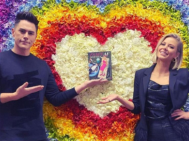 'Vanderpump Rules' Stars Tom Sandoval and Ariana Madix Sued Over Their Book 'Fancy AF Cocktails'