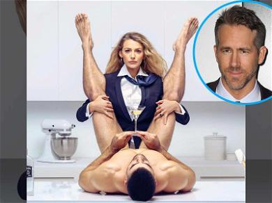 Ryan Reynolds Hilariously Trolls Wife Blake Lively's Sexy Photo Shoot
