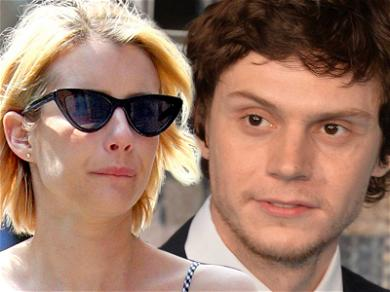 Emma Roberts and Evan Peters Are Still Going Strong