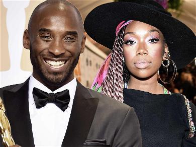 Kobe Bryant's Famous Prom Date Brandy Breaks Silence On NBA Player's Death