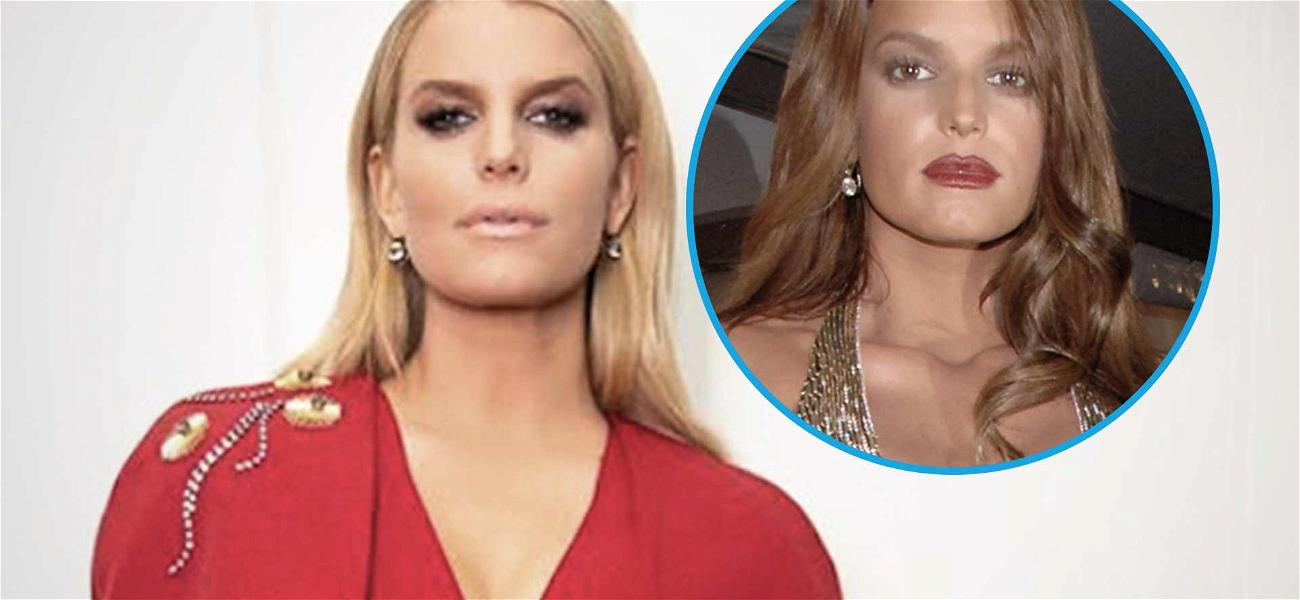 Jessica Simpson SHUTS DOWN Ex-Vogue Staffer's Claim That Her Breasts 'Fell Out' At Met Gala