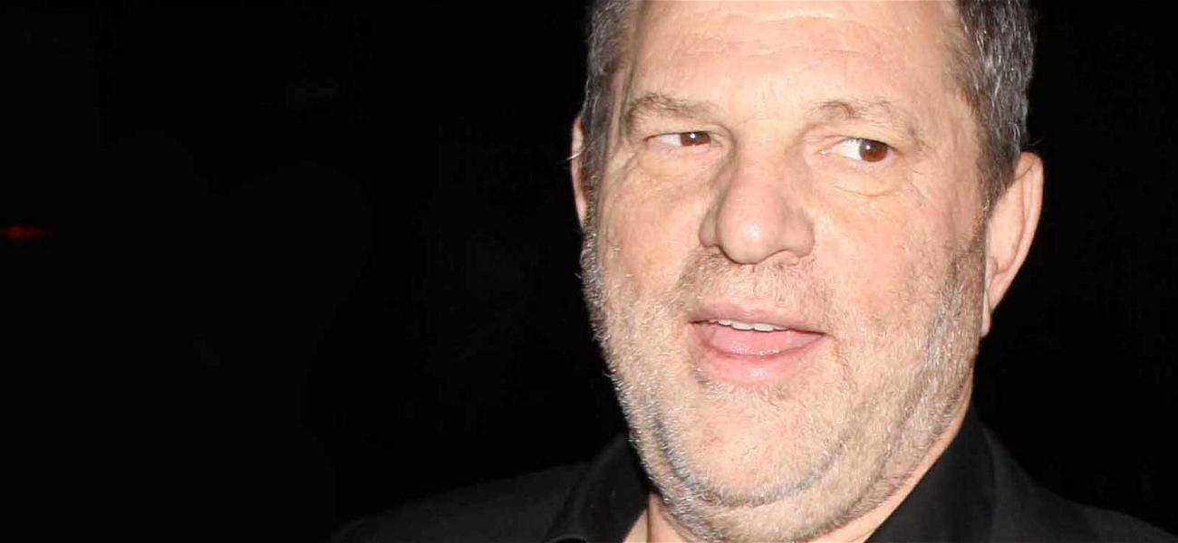 Video of Harvey Weinstein Groping Woman During Business Meeting Surfaces, Victim Sues