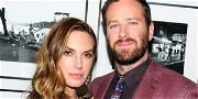 Armie Hammer's Wife 'Shocked' By Actor's Alleged 'Cannibalism' Kink Texts