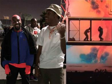 Kanye West: Red Hair, Don't Care With Kid Cudi